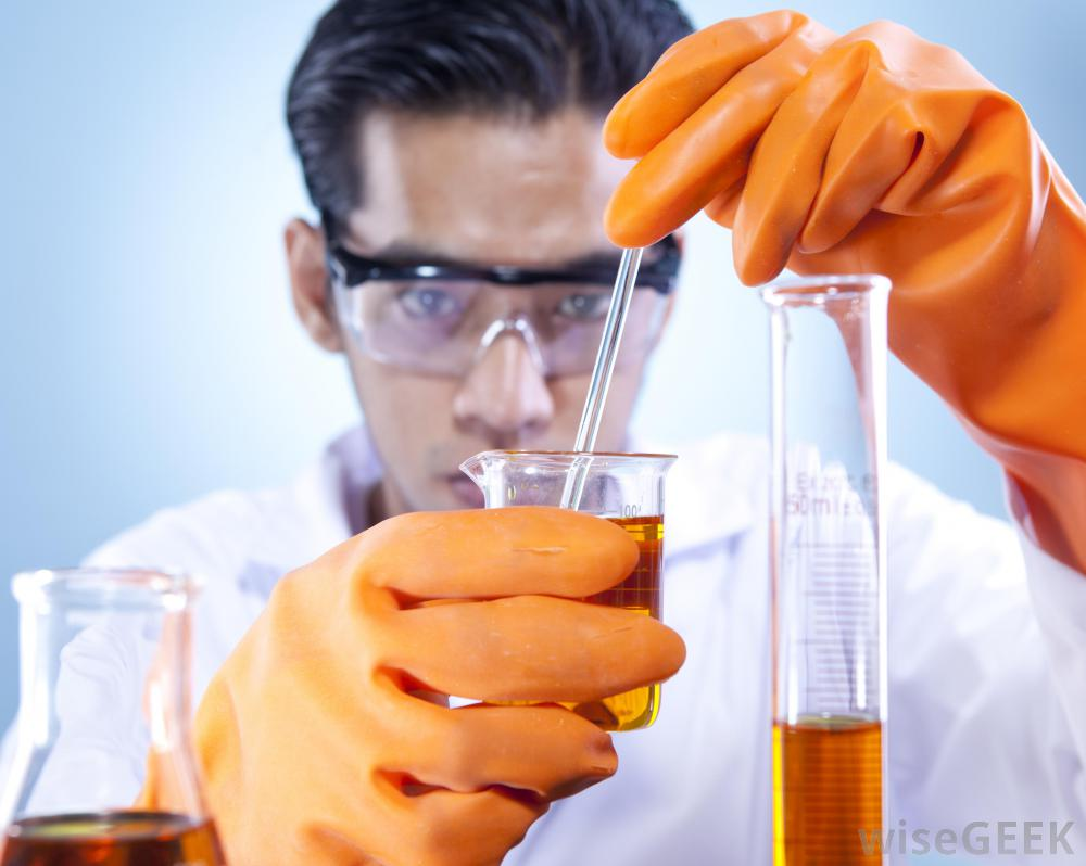 student chemist